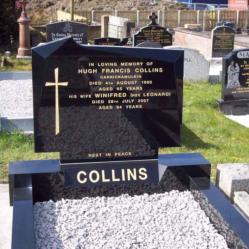 McGovern Memorial Grave Surrounds
